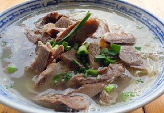 <b>山西太原特色小吃——羊杂割</b>