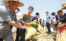 财政部等部门下拨2.2亿元 用于山东安徽抢险救灾