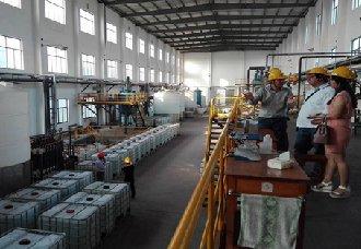 湖南:进行农药行业生产大检查