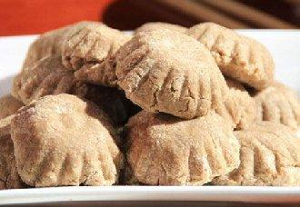 <b>藏族牧民传统主食——糌粑</b>