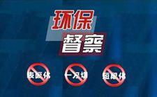 """生态环境部:环保督察执法严禁""""一刀切"""""""