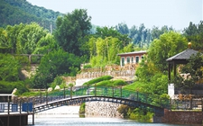 山东即墨:发展特色乡村旅游 带动当地经济发展