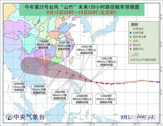 """超强台风""""山竹""""来袭,粤桂琼超8亿只家禽面临严峻的考验"""