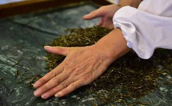 什么是蒸青绿茶?蒸青绿茶的主要品种