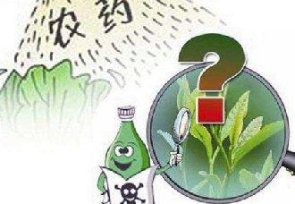 农药降解新技术,使农产品基本达到无农残