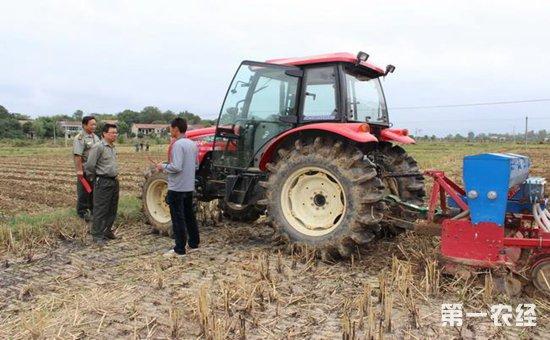 农机安全宣传