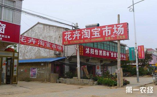 花卉淘宝市场
