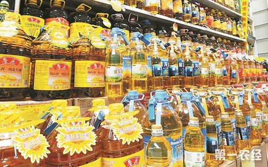 2018年9月20日豆油、菜油、棕榈油等食用油价格行情