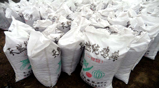 福建福安市:积极有机肥的使用 减少化肥使用量