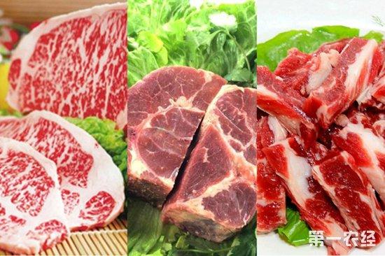 上周广东佛山中南市场猪牛羊等畜肉产品交易情况