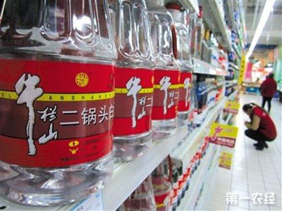 鄂州市接厂家申请 查获一批假冒白酒