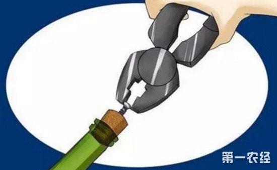 没有开瓶器怎么开葡萄酒?这种方法简单又实用