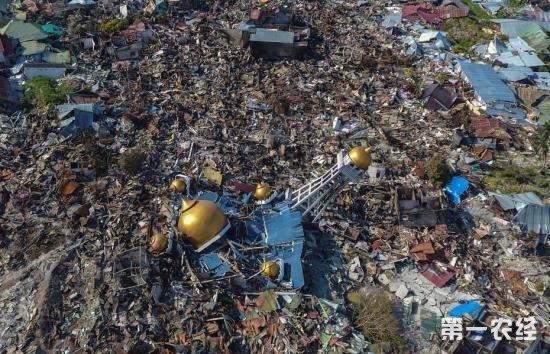 印尼强震第九天灾情报告:已致1649人遇难