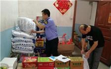 山东聊城8家商铺因违法出售不合格食品受罚