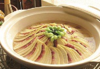 安徽徽州名菜--问政山笋