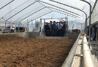 四川德阳:开展畜禽养殖废弃物资源利用培训会