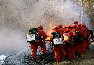 <b>北京:下月1号起将进入2019年度森林防火期</b>