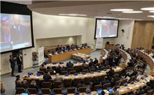 联合国发布2018年世界粮食安全和营养状况报告