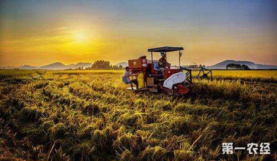 农业机械化助推乡村振兴战略