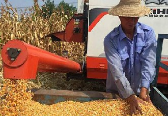 <b>玉米籽粒直收实现国产化,将带动我国玉米生产迈上新台阶</b>