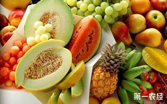 太原丈子头市场:气温下降水果价格小幅度上涨