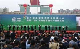 <b>第三届中国富硒农业发展大会暨第二届广西贵港硒博会在贵港举行</b>