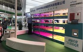 <b>种菜也能自我进化,中环易达当家科技亮相全国新农民新技术创业创新博览会</b>