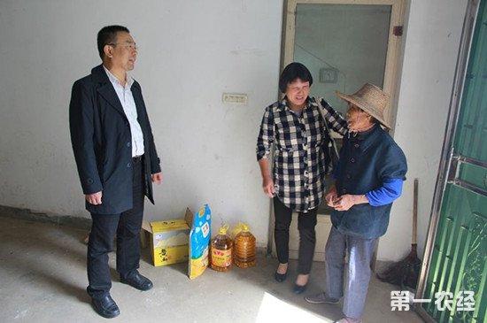 河北清河县推出扶贫积分卡 积分换商品调动贫困户积极性