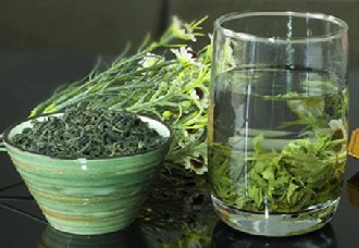 广东揭阳炒青绿茶香飘海外 前十个月已出口529.6吨