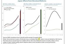日本人口逐年减少 未来40年GDP或减少25%