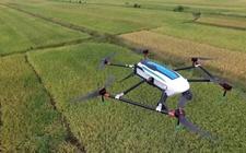 北斗导航加持,华科尔油电混合植保无人机助力精准农业