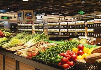 """河北衡水在全市中精选出18家""""放心肉菜示范超市"""""""