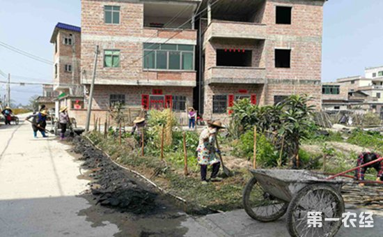 农村人居环境整治工作