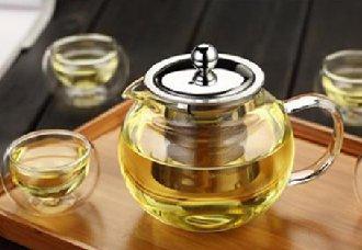 玻璃茶具要怎么选购?选购玻璃茶具的方法