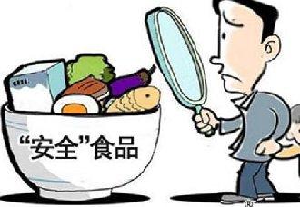"""<b>农村食品市场全面""""大扫除"""",重打假冒三无食品</b>"""