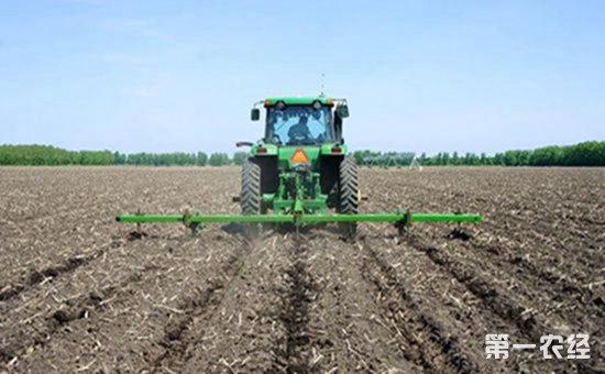 农机深松整地