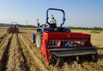 我国将进行多个县区的农机深松整地作业补助为25元/亩