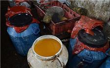 """安徽宣判一起""""地沟油""""案 主要犯罪嫌疑人被判三年六个月"""