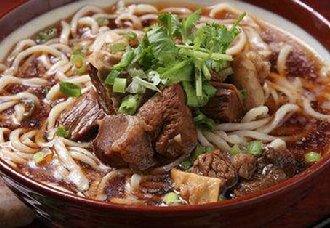 江苏镇江传统特色美食——锅盖面