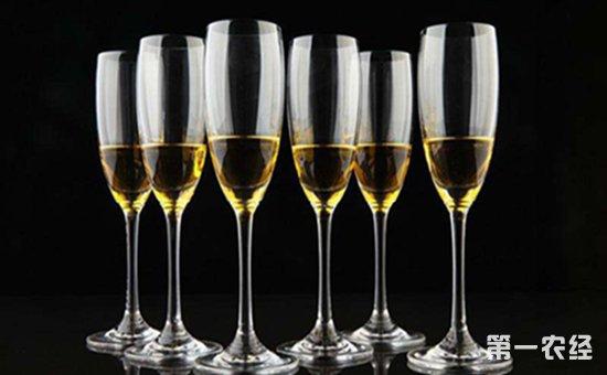 香槟酒酒杯