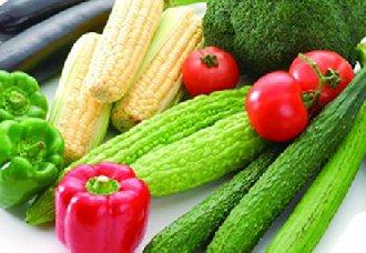 山东寿光进行蔬菜质量安全整治 维护春节蔬菜市场经营秩序