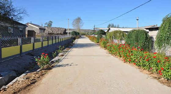 我国多个部门联合整治开展村庄清洁行动 提升村容村貌