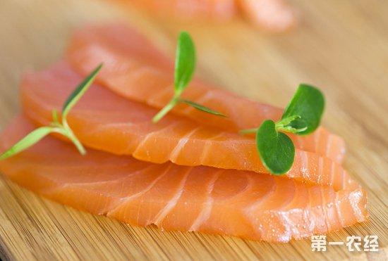 上周三文鱼均价最高1公斤跌8.72元
