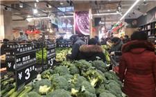 郑州市投放5500吨肉蛋菜充实菜市场 平衡价格波动