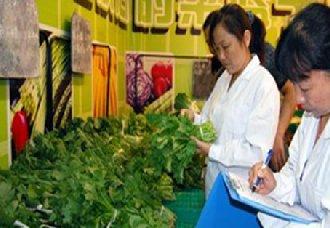 我国2018年农产品抽检总体合格率达97.5%