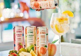 百威推出罐装酒饮料 女性为重点消费对象