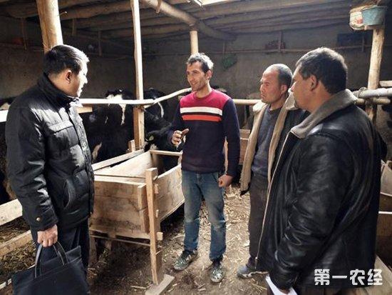 新疆叶城:畜牧养殖合作社燃起阿日希村村民脱贫梦