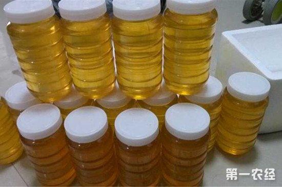 甘肃省展开蜂蜜产品专项治理行动 严厉打击蜂蜜掺假行为