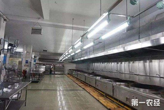 """吉林省要求年内实现学校食堂""""明厨亮灶""""工程70%覆盖率"""