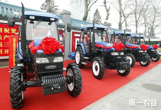 农业农村部下发通知加强农机购置补贴监管